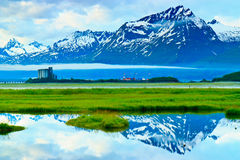 Valdez, Alaska Stock Photos