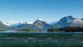 Valdez Scenery Royalty Free Stock Photography