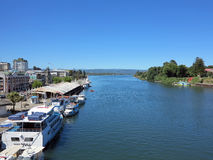 Valdivia, chile Stock Photography