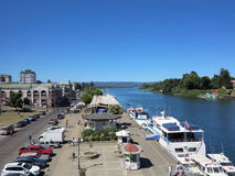 Valdivia, chile Stock Photos