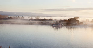 Valdivia- o Chile imagens de stock royalty free