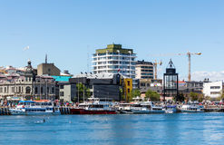 Valdivia view from the river Stock Photography