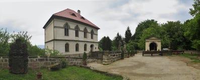 Valdstein castle in Czech Paradise in Czech republic Stock Image