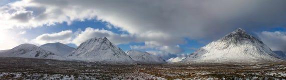 Vale Coe - inverno Fotografia de Stock