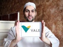 Vale company logo Royalty Free Stock Photo