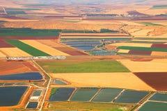 Vale da agricultura Imagem de Stock Royalty Free