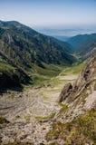 Vale da montanha Imagem de Stock Royalty Free
