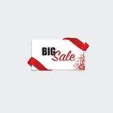 Vale da venda, comprovante, projeto da etiqueta Ilustração do vetor ilustração stock