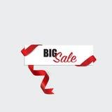 Vale da venda, comprovante, projeto da etiqueta Ilustração do vetor ilustração royalty free