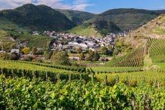 Vale de Ahr, Alemanha Imagem de Stock Royalty Free