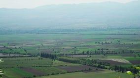 Vale de Alazani, região de Kakheti, Geórgia filme
