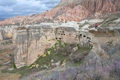 Vale de Capadocia foto de stock