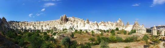 Vale de Cappadocia do amor Imagem de Stock Royalty Free