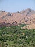 Vale de Dades, Marrocos Fotografia de Stock