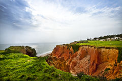 Vale de Lobo golf course Royalty Free Stock Image