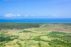 Vale de Oceano Atlântico Fotos de Stock