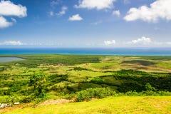 Vale de Oceano Atlântico Foto de Stock Royalty Free