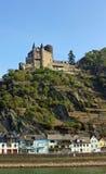 Vale de Rhine, ligado Imagem de Stock