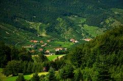 Vale de Wachau Fotos de Stock Royalty Free