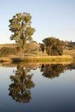 Vale de Yarra Foto de Stock Royalty Free