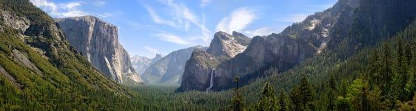 Vale de Yosemite Fotografia de Stock