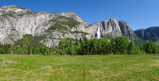 Vale de Yosemite, Califórnia Foto de Stock
