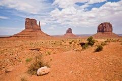Vale do monumento Imagem de Stock Royalty Free