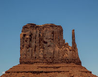 Vale #1 do monumento Imagens de Stock Royalty Free
