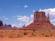 Vale do monumento dos E.U. panoraomic Fotografia de Stock Royalty Free