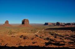 Vale do monumento no Arizona, EUA Foto de Stock Royalty Free