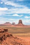Vale do monumento, o Arizona Foto de Stock Royalty Free