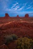 Vale do monumento, o Arizona, EUA imagens de stock royalty free