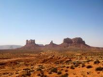 Vale do monumento & x28; Utá, USA& x29; Imagens de Stock