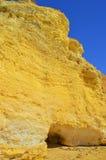 Vale Do Olival Beach on the Algarve Stock Image