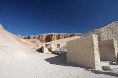 Vale dos reis Egipto Foto de Stock