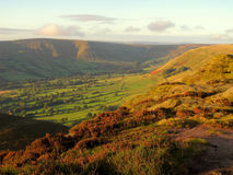 Vale of Edale. Stock Photo