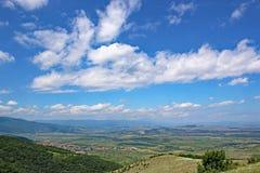 Vale em Bulgária Fotografia de Stock