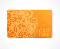 Vale-oferta/cartão/cartão do disconto. Rolo ilustração royalty free