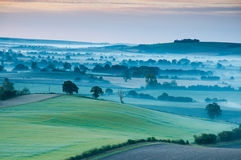 Vale of Pewsey Royalty Free Stock Images