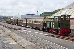 Vale of Rheidol Railway Royalty Free Stock Photos