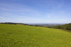 Vale of york and meadow Stock Image