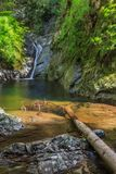 Valea lui Stan Gorge, Romania Royalty Free Stock Photography