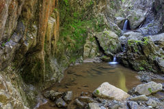 Valea lui Stan Gorge in Romania Stock Images
