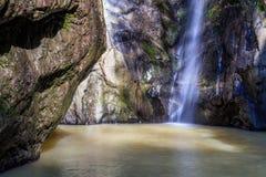 Valea lui Stan Gorge in Romania Stock Photo