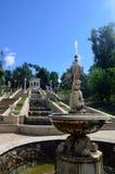 Valea Morilor steps stock images
