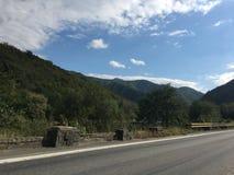 Valea Oltului Στοκ εικόνα με δικαίωμα ελεύθερης χρήσης