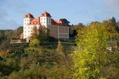 Valec, Τσεχία Στοκ Εικόνες