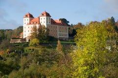 Valec, République Tchèque Photo stock