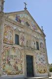 Valega-Kirche Lizenzfreie Stockfotos