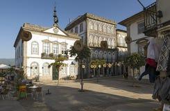 Valença hace Miño Fotos de archivo libres de regalías